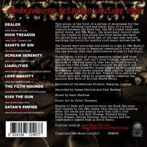 Satan's Empire - Rising - 3Ms Music